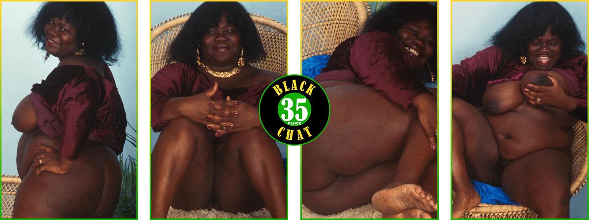Black Granny Adult Chat